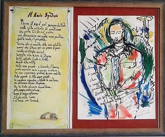 Ezio Spataro.Poeta